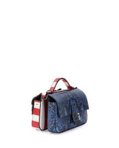 Fendi Double Micro Baguette Bag 2