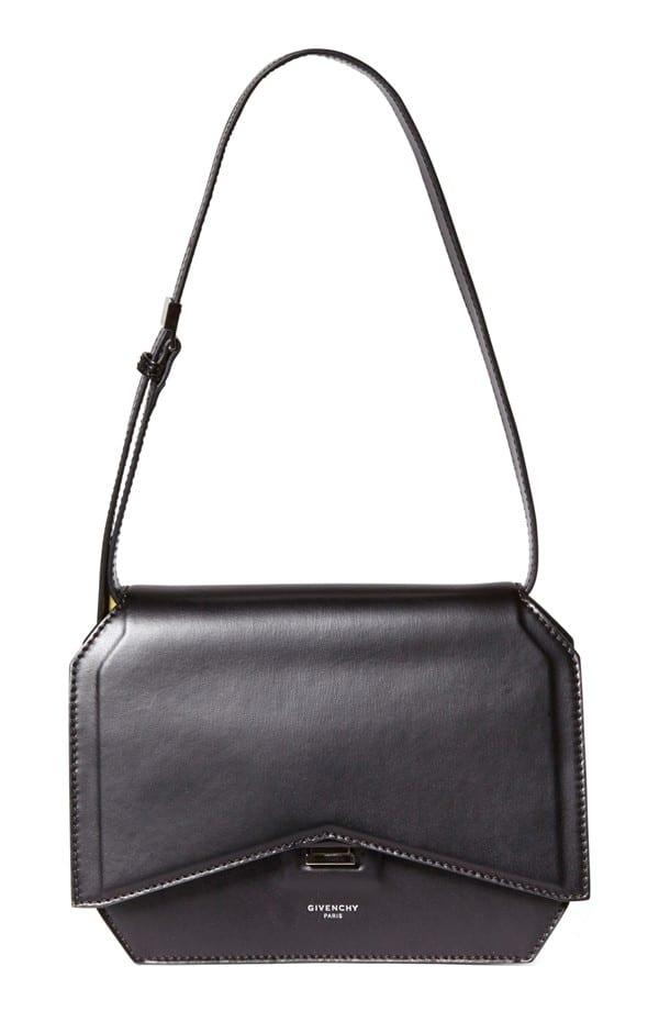 Leather shoulder bag Givenchy d2q3lYsp