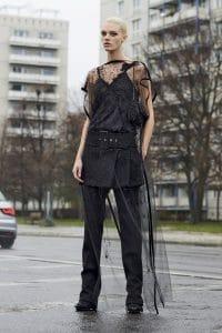 Givenchy Black Embroidered Pandora Box Minaudiere Bag - Pre-Fall 2016