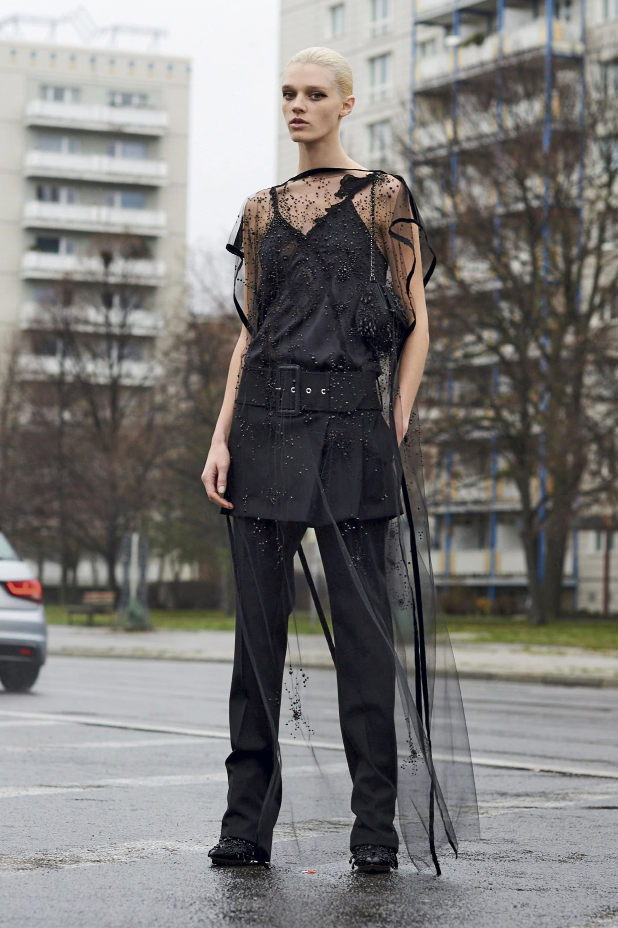 Givenchy Pre Fall 2016 Collection Spotted Fashion