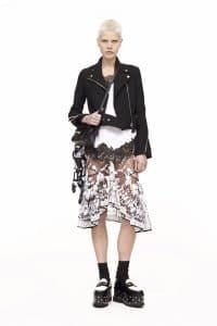 Givenchy Black Mini Obsedia Bag - Pre-Fall 2016