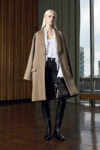 Givenchy Black Shiny Crocodile Small Top Handle Bag - Pre-Fall 2016