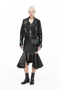 Givenchy Black Studded Mini Bow-Cut Bag 2 - Pre-Fall 2016