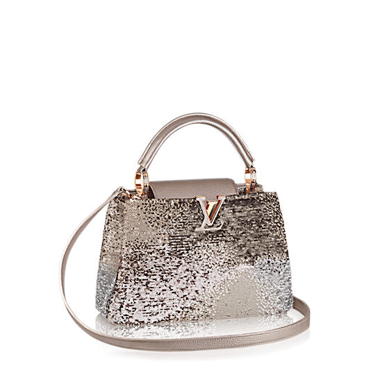 Louis Vuitton Capucines Bb Bags For Spring 2016 Spotted