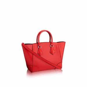 Louis Vuitton Coquelicot Epi Phenix PM Bag