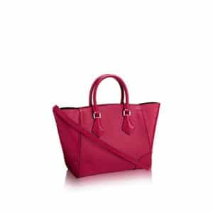 Louis Vuitton Fuchsia Epi Phenix PM Bag