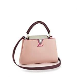 Louis Vuitton Magnolia Capucines BB Bag