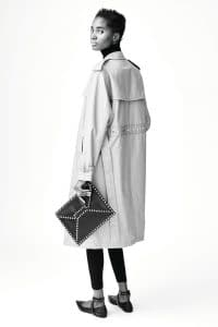 Valentino Rockstud Clutch Bag - Pre-Fall 2016