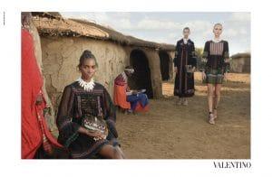 Valentino Spring/Summer 2016 Ad Campaign 10