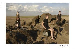 Valentino Spring/Summer 2016 Ad Campaign 11