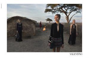 Valentino Spring/Summer 2016 Ad Campaign 12