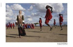 Valentino Spring/Summer 2016 Ad Campaign 13