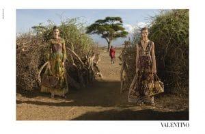 Valentino Spring/Summer 2016 Ad Campaign 14