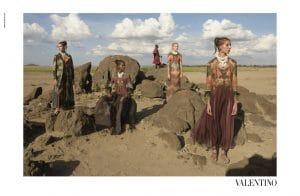 Valentino Spring/Summer 2016 Ad Campaign 15