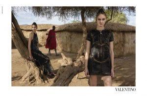 Valentino Spring/Summer 2016 Ad Campaign 6