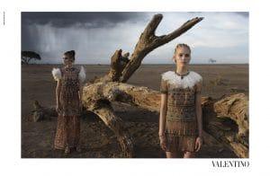 Valentino Spring/Summer 2016 Ad Campaign 9