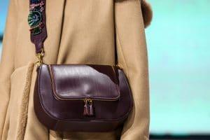 Anya Hindmarch Burgundy Vere Bag - Fall 2016