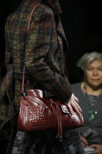 Bottega Veneta Burgundy Shoulder Bag - Fall 2016