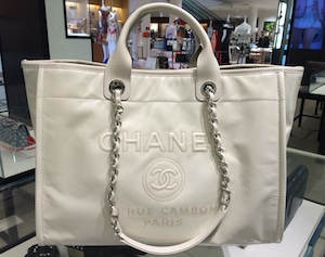 e7e2f9e82594 Chanel Leather Deauville Tote Bag Reference Guide | Spotted Fashion