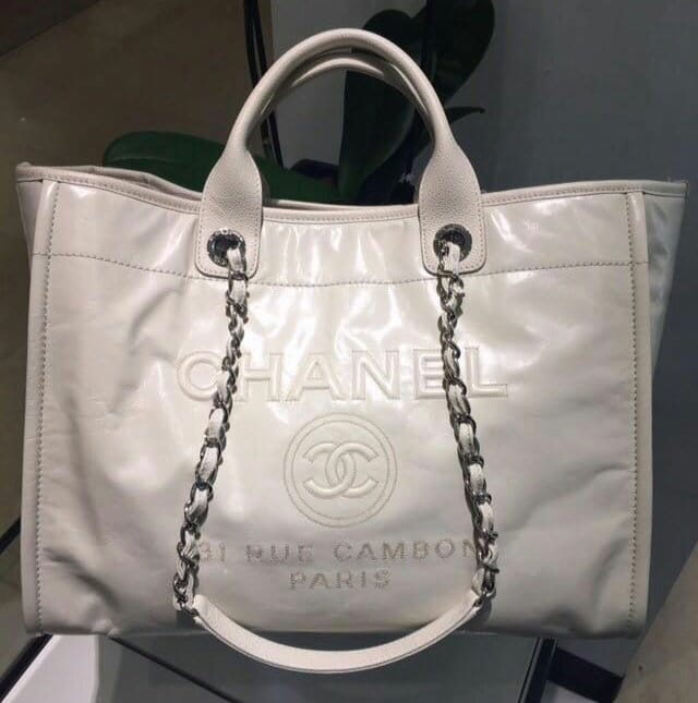 4d2ac93acc68 Chanel Deauville Tote Dimensions   Stanford Center for Opportunity ...