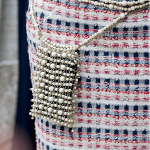 Chanel Pearl Belt Bag