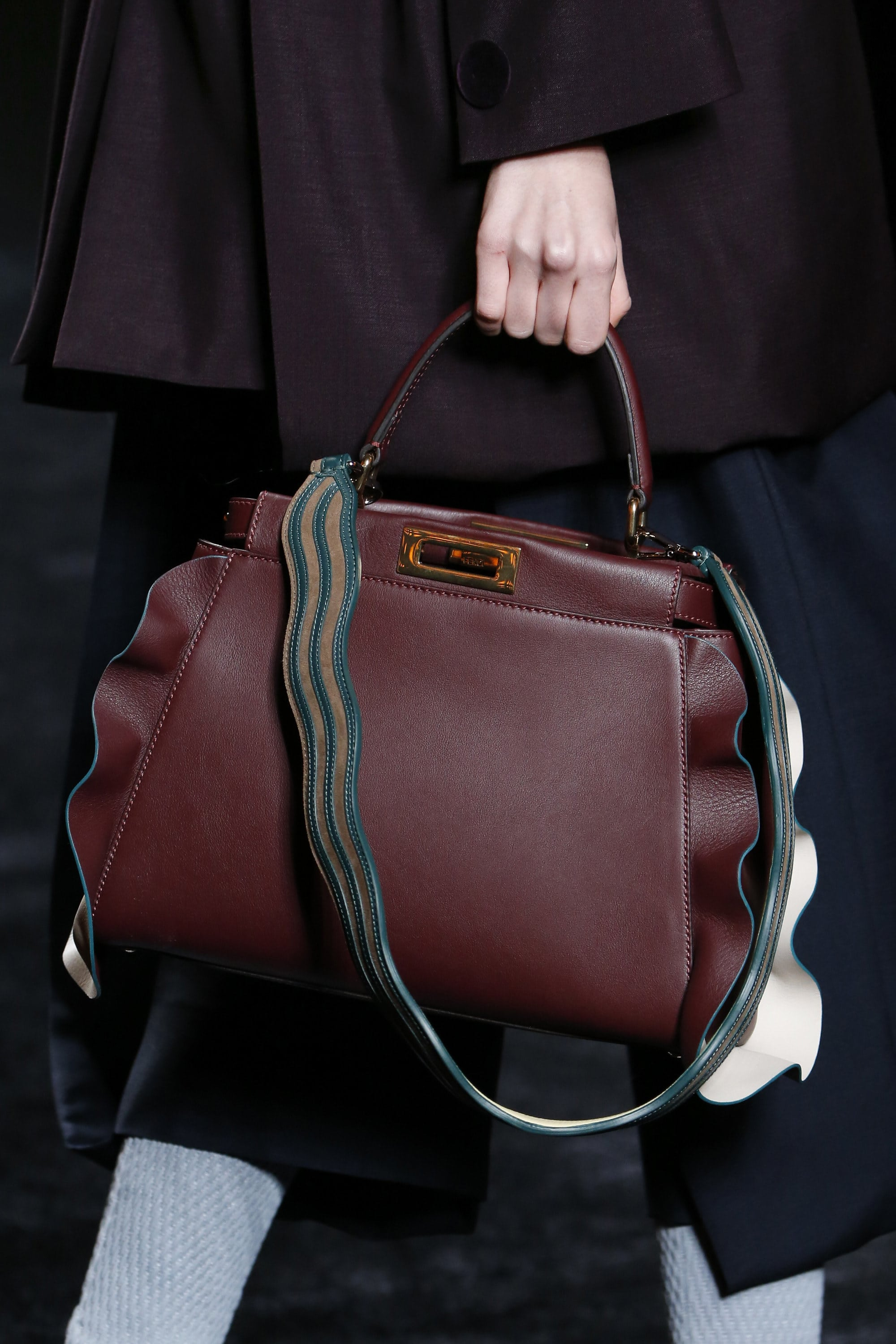 17579139340e Fendi Fall Winter 2016 Runway Bag Collection