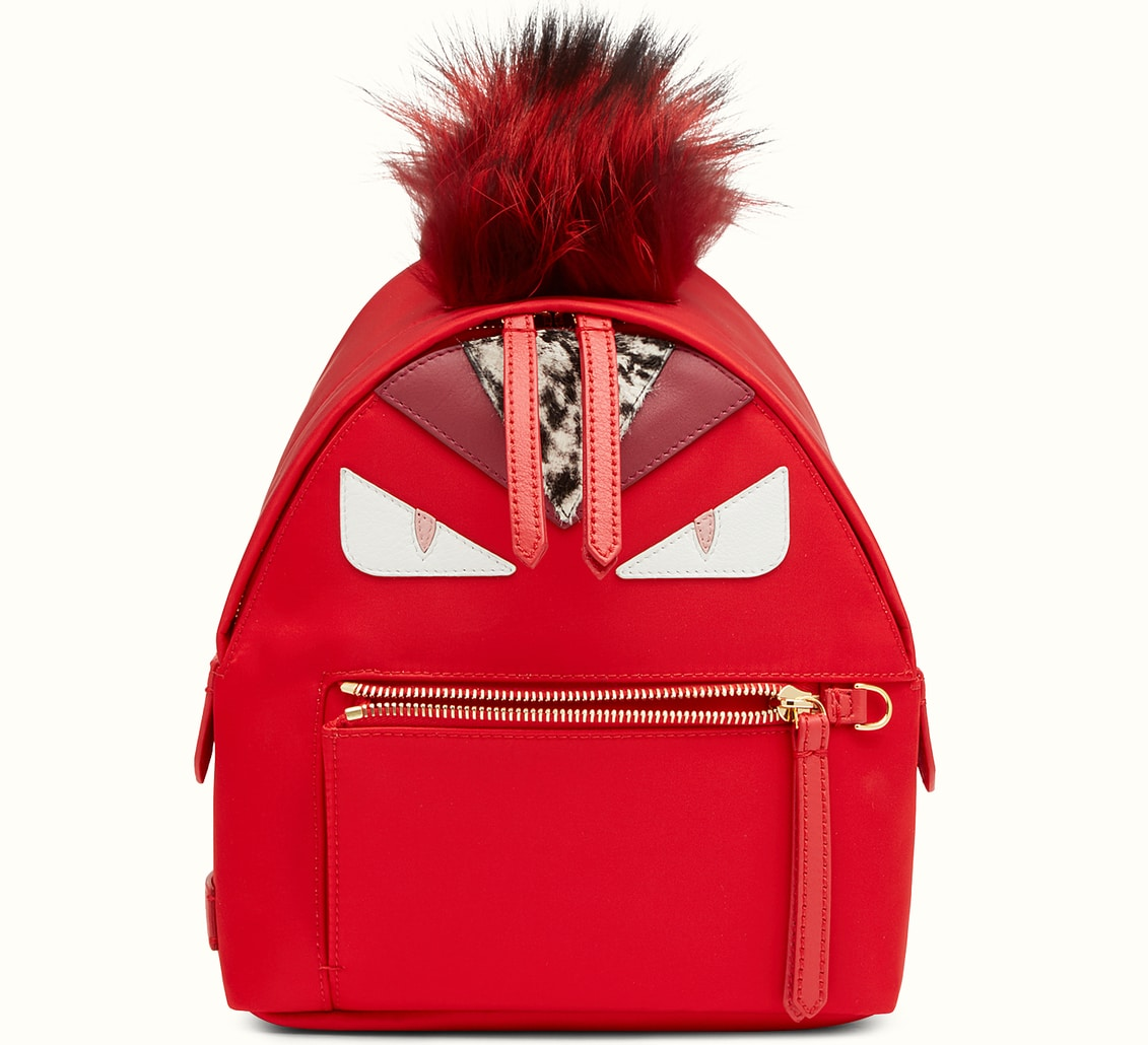 Fendi Monster Backpack Mini