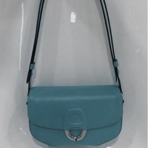 Hermes Blue Jean Cherche Midi PM Bag