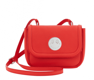 Hill and Friends Red Happy Mini Bag