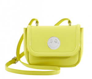 Hill and Friends Yellow Happy Mini Bag