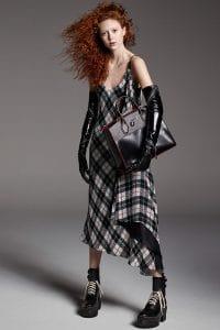 Louis Vuitton Black/Red City Steamer Bag