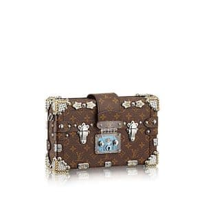 Louis Vuitton Monogram Canvas Petite Malle Fantasy Bag