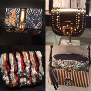 Paula Cademartori Multicolor Bags - Fall 2016
