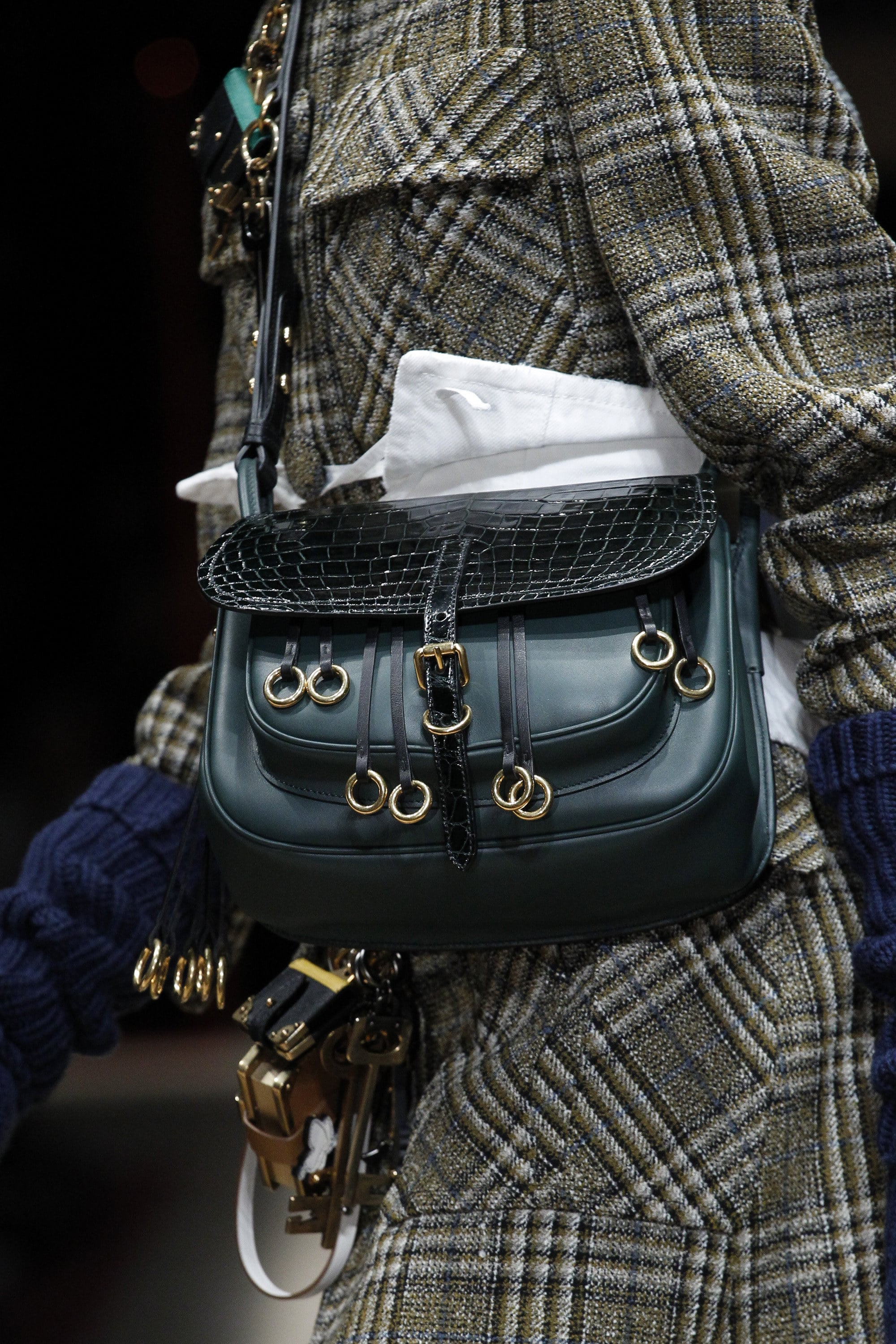 25637e1b7dda Prada Fall Winter 2016 Runway Bag Collection
