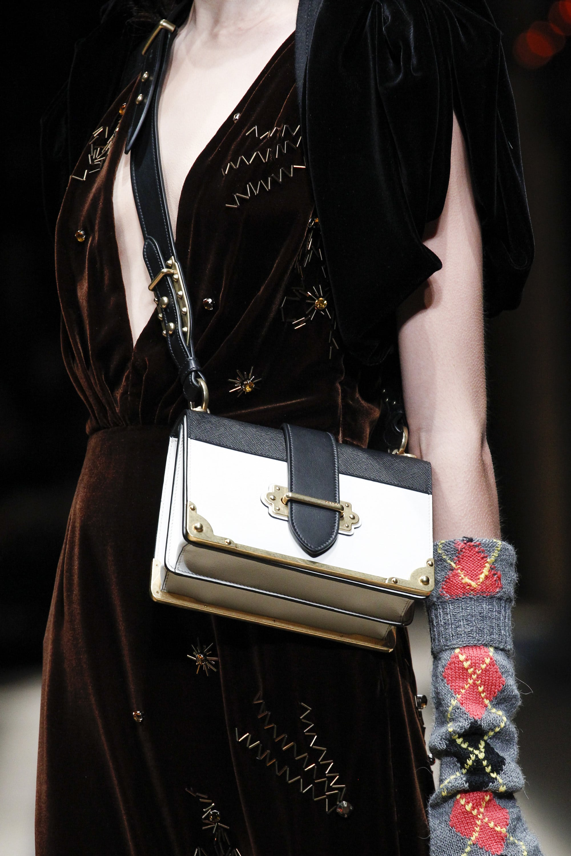 Prada Fall/Winter 2016 Runway Bag Collection