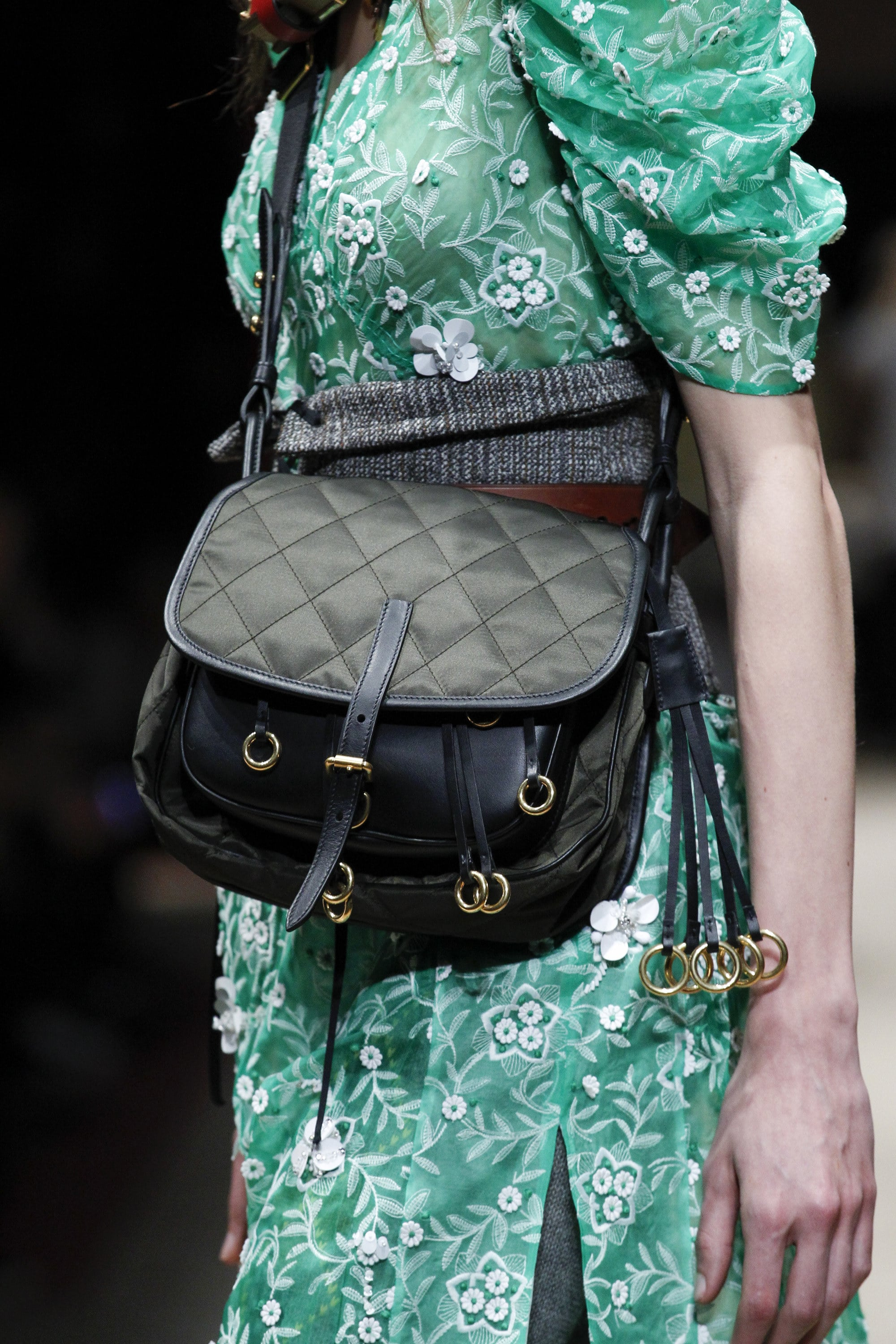 Prada Fall/Winter 2016 Runway Bag Collection | Spotted Fashion