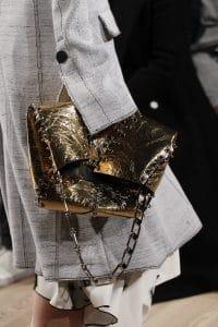 Proenza Schouler Gold Tote Bag - Fall 2016