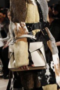 Proenza Schouler Ivory Top Handle Bag - Fall 2016