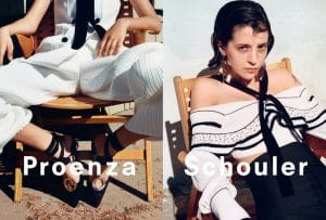 Proenza Schouler Spring/Summer 2016 Ad Campaign 2