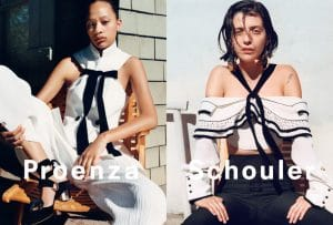 Proenza Schouler Spring/Summer 2016 Ad Campaign 3