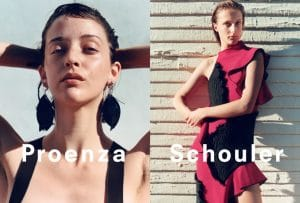 Proenza Schouler Spring/Summer 2016 Ad Campaign 5