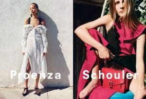 Proenza Schouler Spring/Summer 2016 Ad Campaign 6