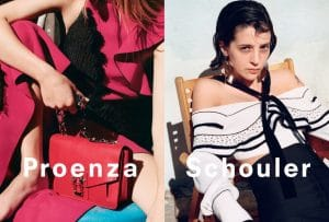 Proenza Schouler Spring/Summer 2016 Ad Campaign 7