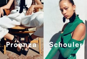 Proenza Schouler Spring/Summer 2016 Ad Campaign 9