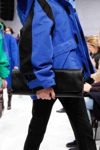 Balenciaga Black Long Clutch Bag 2 - Fall 2016