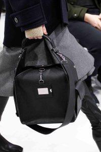 Balenciaga Black Top Handle Bag - Fall 2016