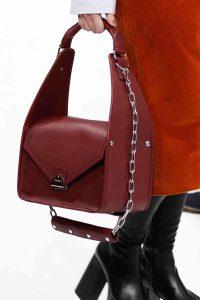 Balenciaga Burgundy Small Top Handle Bag 2 - Fall 2016