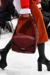 Balenciaga Burgundy Small Top Handle Bag 4 - Fall 2016