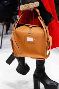 Balenciaga Camel Top Handle Bag - Fall 2016