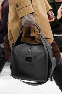 Balenciaga Gray Top Handle Bag 2 - Fall 2016